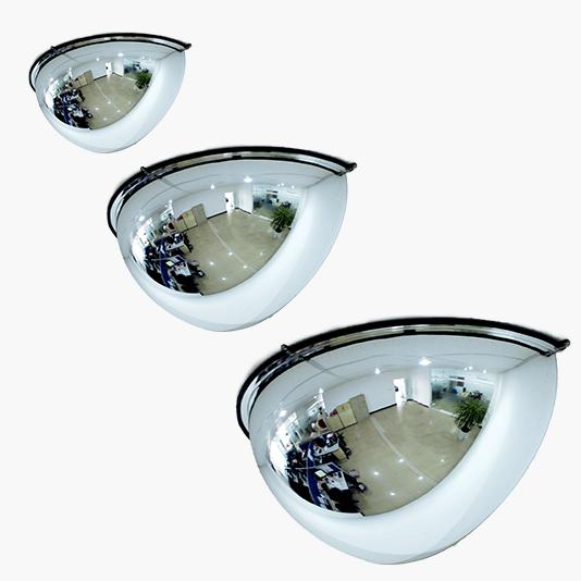 Spegelkupoler 180 Manutan zoom