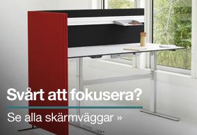 Campaign Skärmväggar och Bordsskärmar 2019