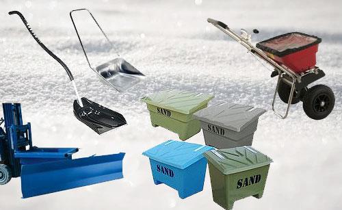 Produkter för vintersäsongen