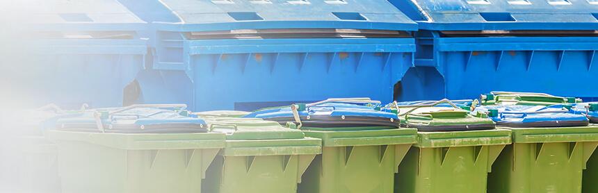 Avfallshåndtering & Rengjøringsutstyr