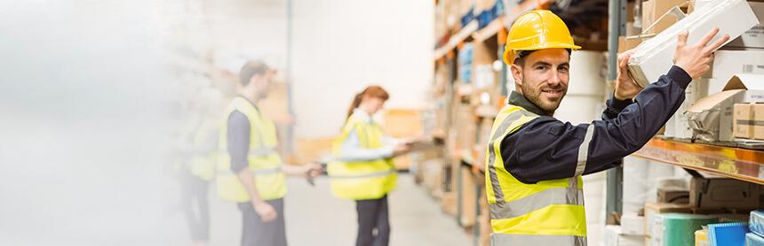 Utrustning för säkra arbetsplatser