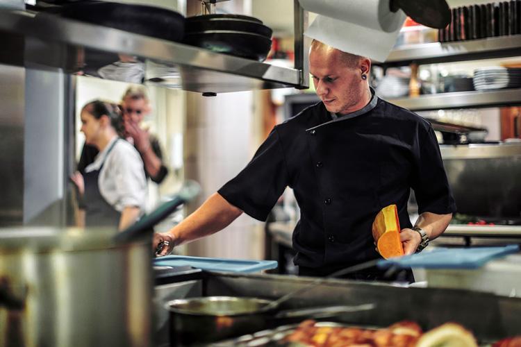 Restaurang och livsmedelsindustri