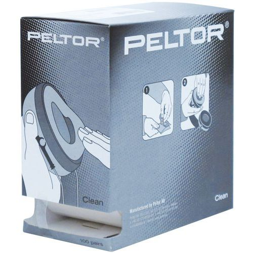 PELTOR Ear Muff Cleaning Pads