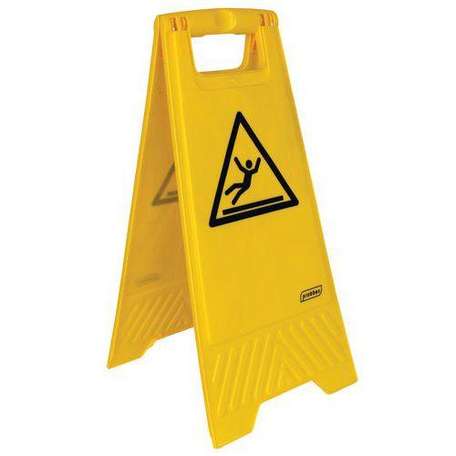 Varningsskylt mobil