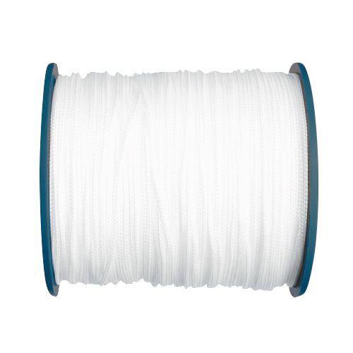 Tågvirke vit nylon