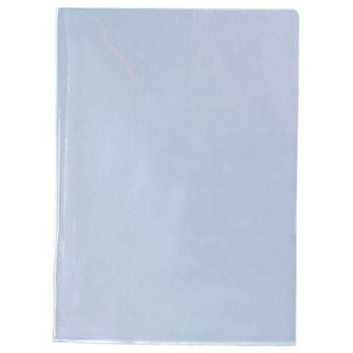 Plastficka transparent A4