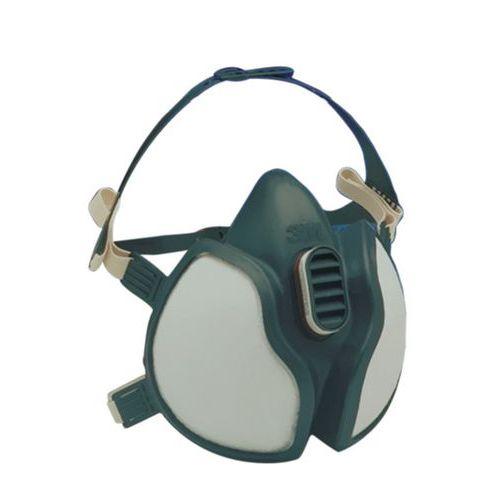 Halvmask 3M 4000-serien