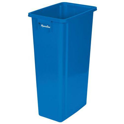 Avfallsbehållare 80 l Manutan