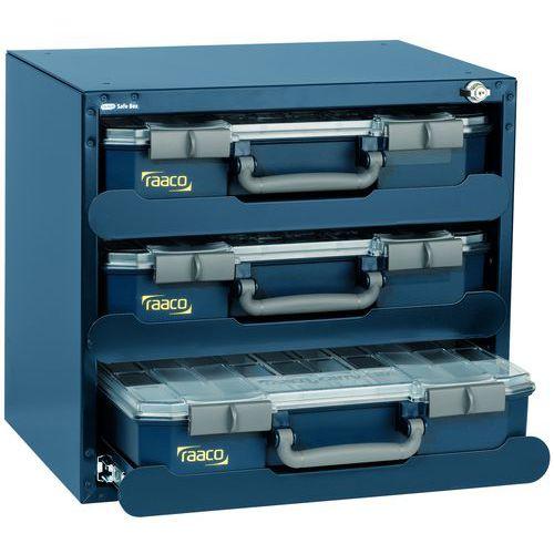 Sortimentbox Raaco 3 lådor