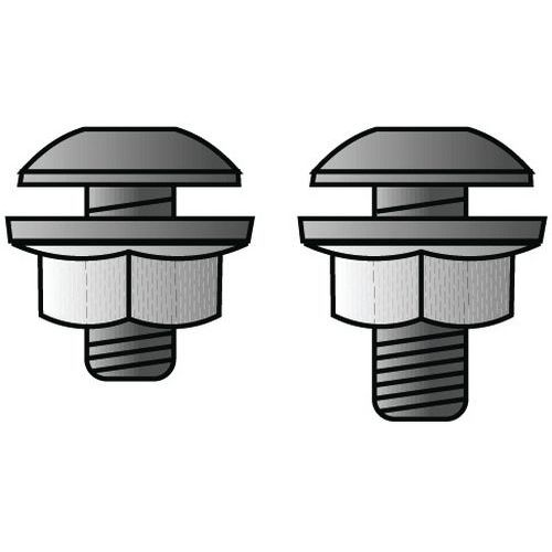Monteringssats Quick-Fix Plus - Schulte