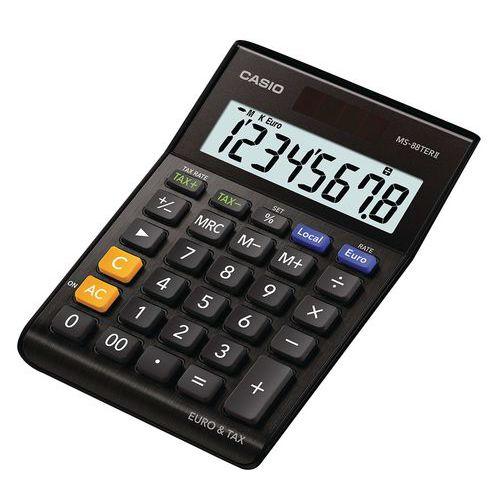 Miniräknare Casio MS-88TER