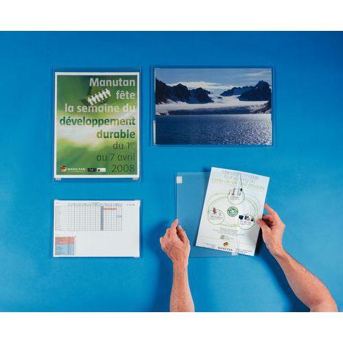 Dokumentficka PVC A4