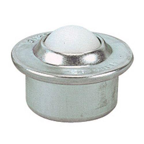 Kulrulle med plastkula, diameter 15-22 mm
