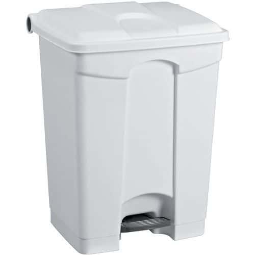Avfallskärl med pedal 45 l