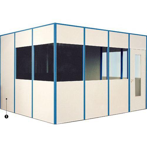 Gittervægge & PVC-gardiner