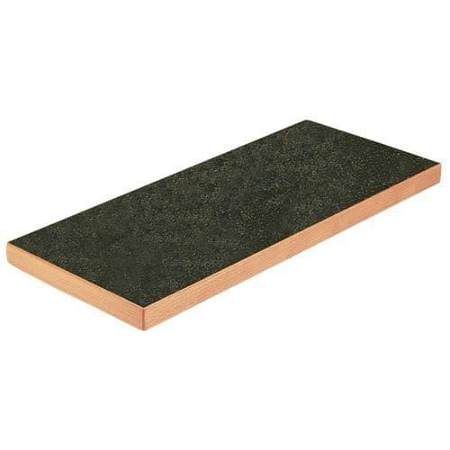 Arbetsbord Bott 200 cm fenol med underhylla