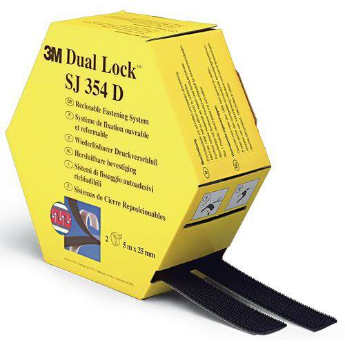 Kardborreband Dual Lock SJ354D