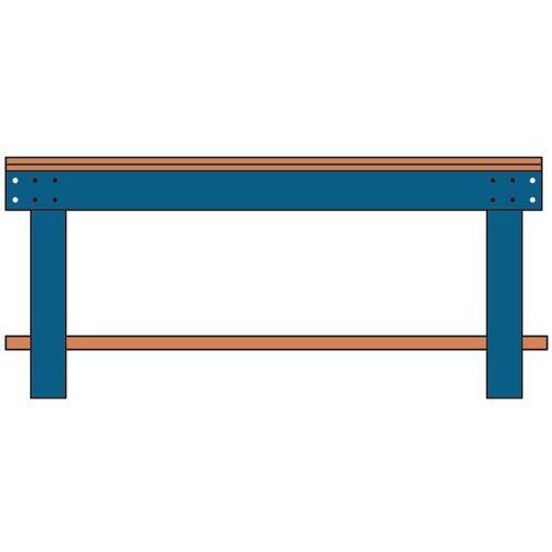 Arbetsbänk 200 plywood 200 x 90 x 86