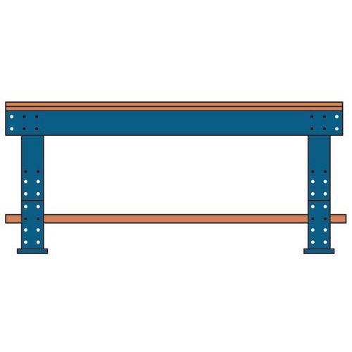 Arbetsbänk 201 Flex plywood 200 x 75 x 65/100