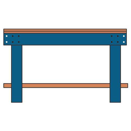 Arbetsbänk 151 plywood 150 x 75 x 86