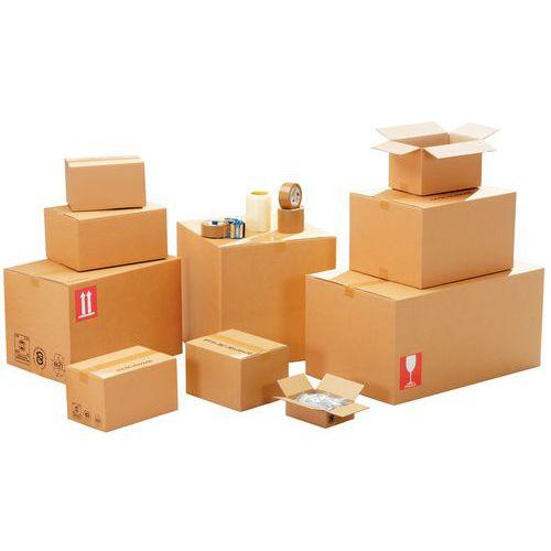 Pakkauspahvit & Puulaatikot