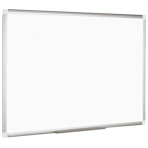 Whiteboard Manutan emaljerad
