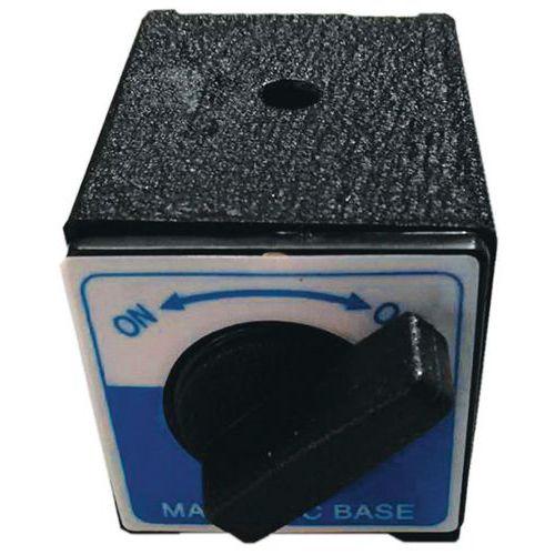 Magnetisk bas för mekanisk indikatorhållare – Manutan