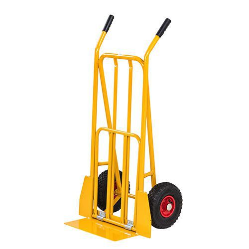 Paketkärra Gul 250 kg