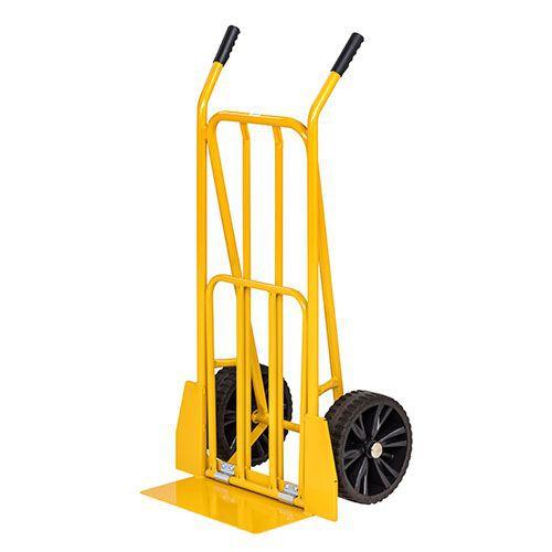 Bagage/Magasinkärra 250 kg punkteringsfria hjul