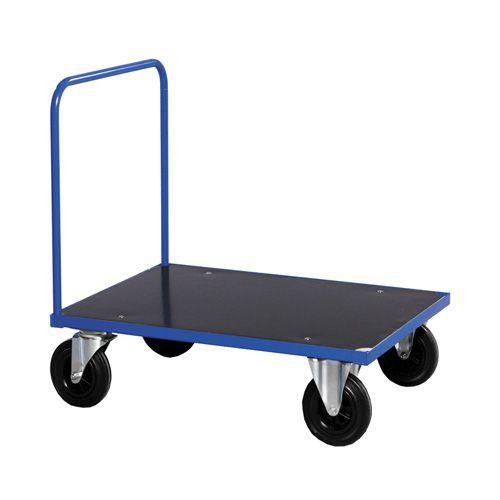 Plattformsvagn Rulle