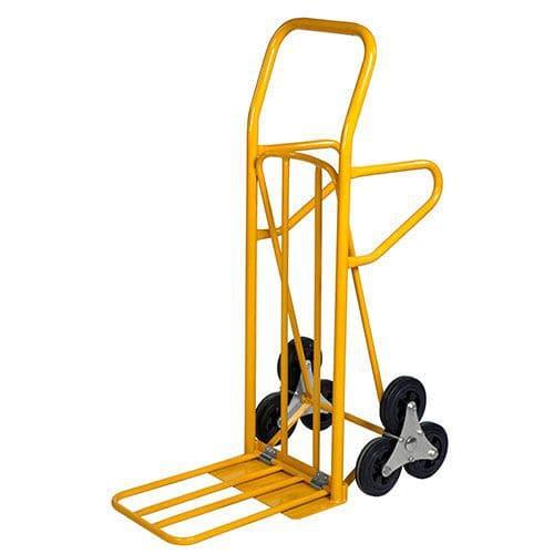 Bagage/Magasinkärra 250 kg massivgummihjul