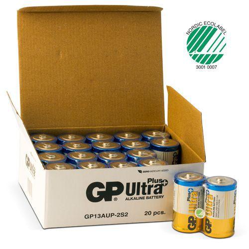Batteri GP Ultra Plus Alkaline