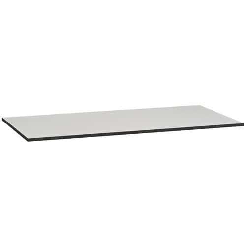 Bordsskivor Lätt grå laminat 24 Workshop LD