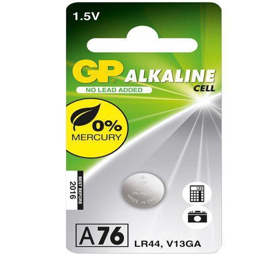 Knappbatterier och specialbatterier, GP