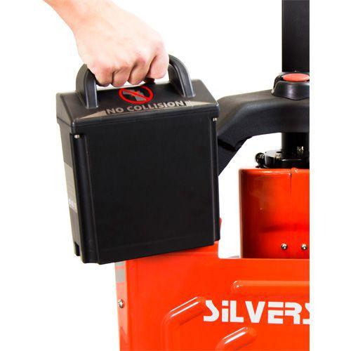 Extra batteri till Fullelektrisk motorlyftvagn 1200 kg