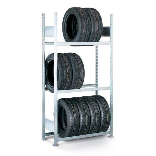 Däckställ Easy-Fix Rota-Store: Grundsektion