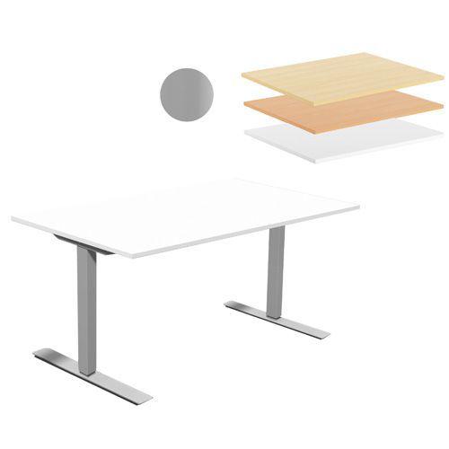 Höj och sänkbart skrivbord Two FB Höger Vänster