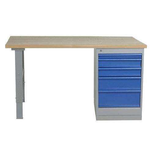 Arbetsbord Standard Robust Komplett