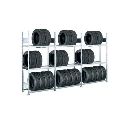 Däckställ Easy-Fix Rota-Store: Påbyggnadssektion
