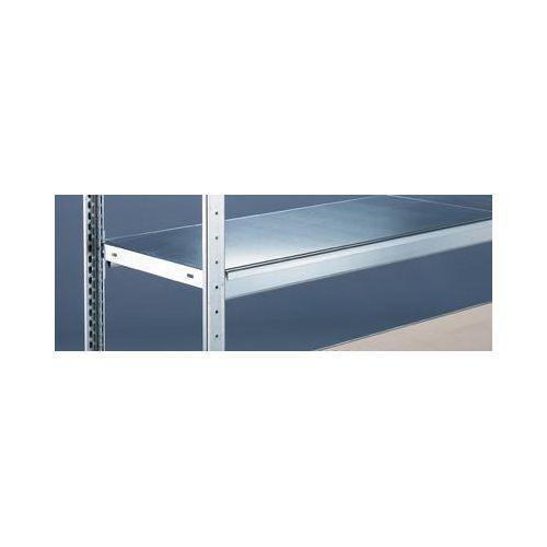 Extra nivå med stålhyllor Bredfackshylla Easy-Fix