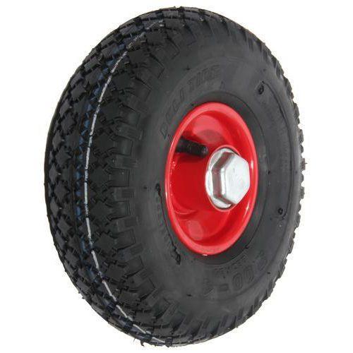 Luftgummihjul med stålfälg