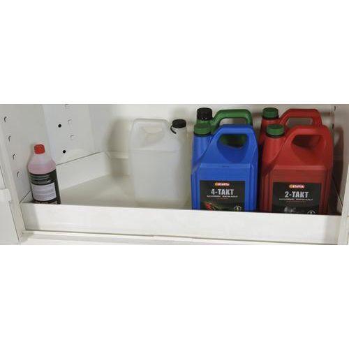 Tillbehör till Kemikalieskåp brandisolerat med ventilation