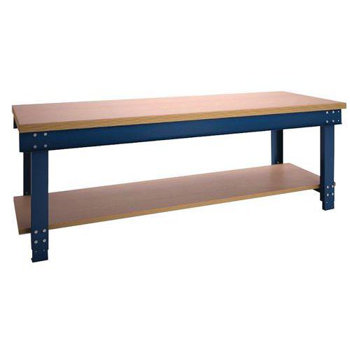 Arbetsbänk 200 Flex plywood 200 x 90 x 65/100