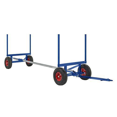 Långgodsvagn 3500 kg 6 m