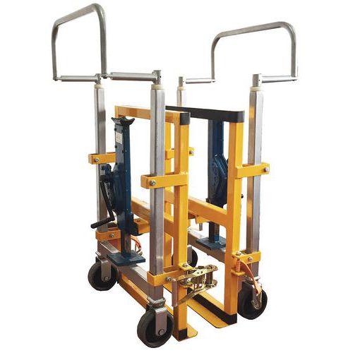 Hydraulisk lyft 1800 kg
