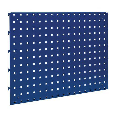 Perforerad panel Workshop på vägg eller pelare